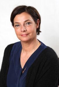 Caroline Terrier, Élue du canton de Miribel