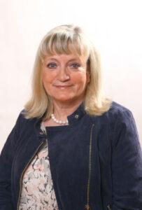 Elisabeth Laroche, Élue du canton de Méximieux