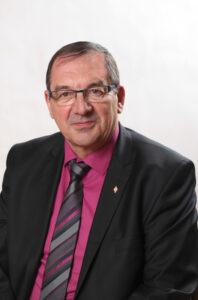 Henri Cormorèche, Élu du canton de Villars-Les-Dombes
