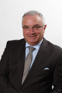 Michel Perraud, Élu du canton d'Oyonnax