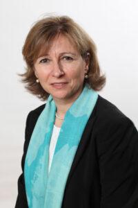 Muriel Luga Giraud, Élue du canton de Châtillon-sur-Chalaronne