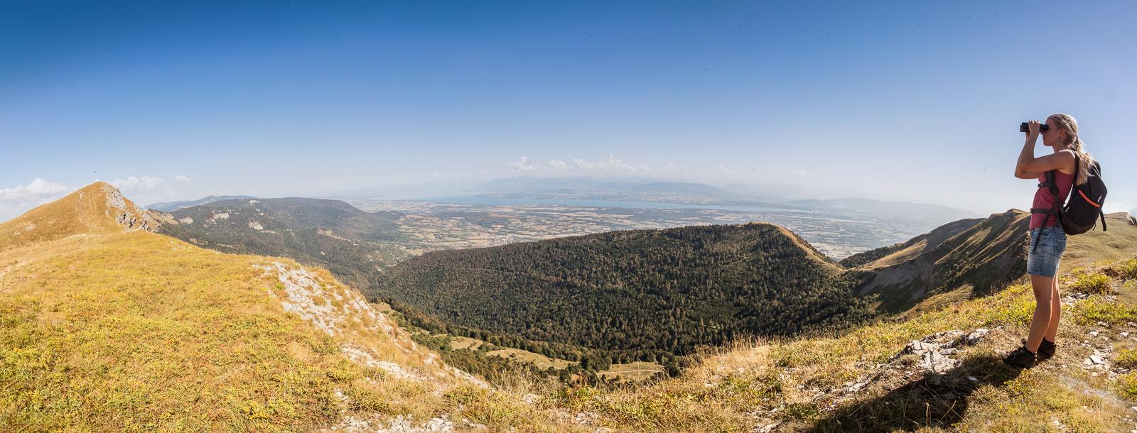 Chenaillette panorama