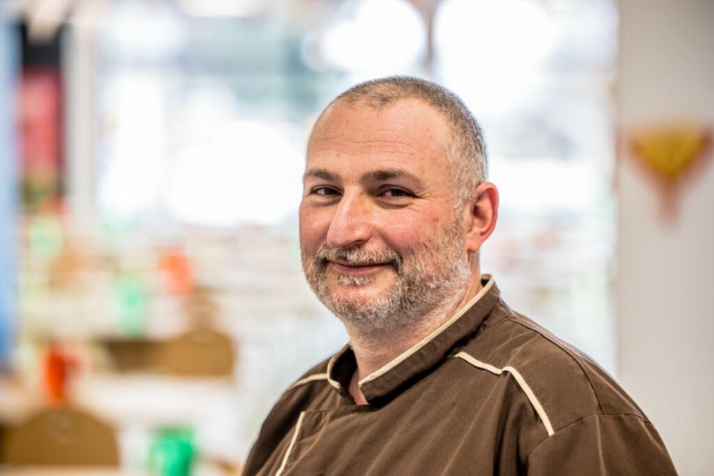 Pascal Orset, chef cuisinier Divonne les Bains Agrilocal01