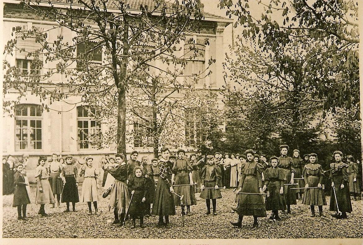 archives lycée Quinet
