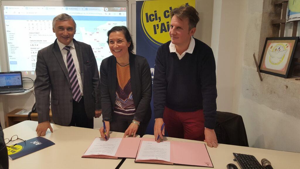 signature convention accessible.net H Maréchal