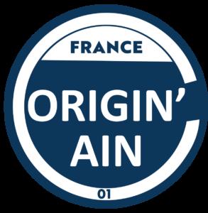 Logo du label Origin'ain