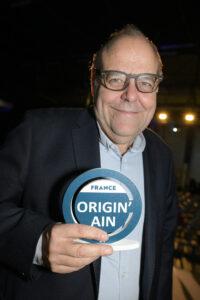 Cyrille Ducret, directeur de la Scierie Ducret, Maillat