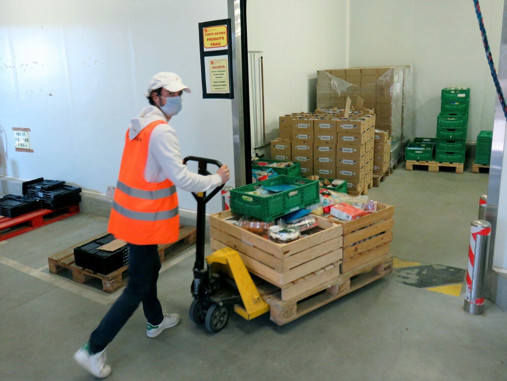 banque alimentaire ain approvisionnement et distribution