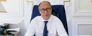 Jean Deguerry, Président du Département de l'Ain