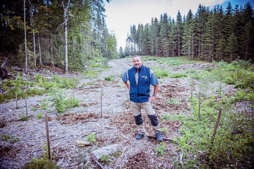 Alain Lyoudet Centre Régional de la Propriété Forestière de l'Ain